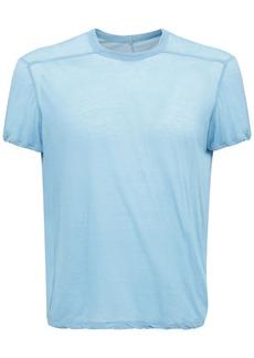 Rick Owens Cotton Jersey T-shirt