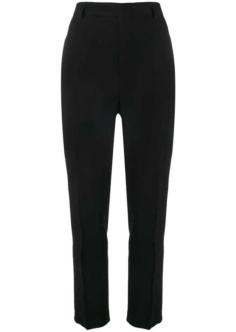 Rick Owens cropped tailored trousers