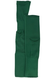 Rick Owens day sleeve holsters