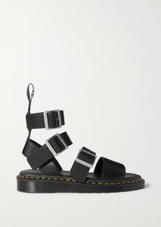 Rick Owens Dr Martens Gryphon Leather Sandals