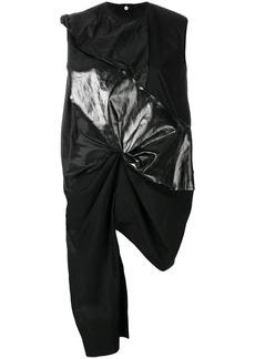 Rick Owens draped sculptural top