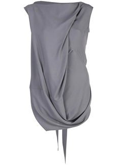 Rick Owens draped tank top