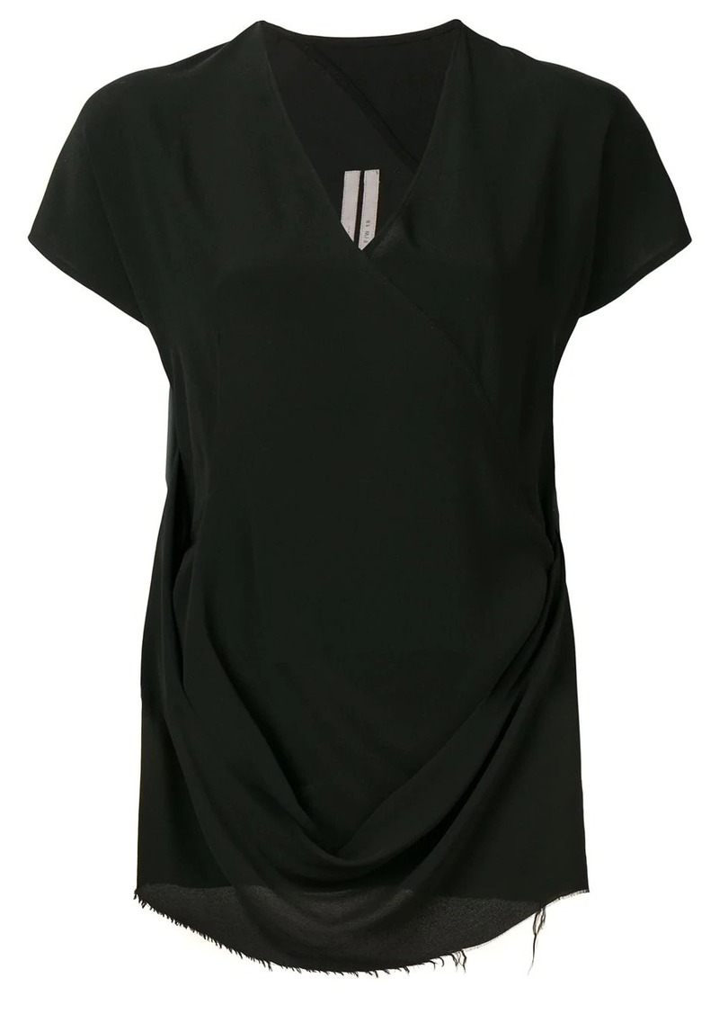 Rick Owens draped top