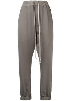 Rick Owens drawstring track pants
