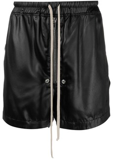 Rick Owens drawstring waist shorts