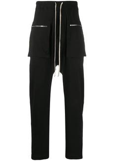 Rick Owens drawstring waist trousers