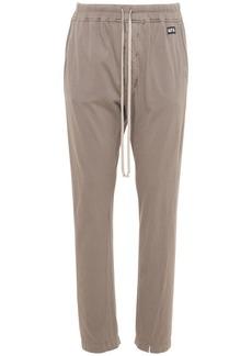 Rick Owens Drkshdw Berlin Jersey Drawstring Pants