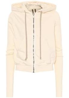 Rick Owens DRKSHDW cotton hoodie