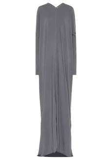 Rick Owens DRKSHDW cotton-jersey maxi dress
