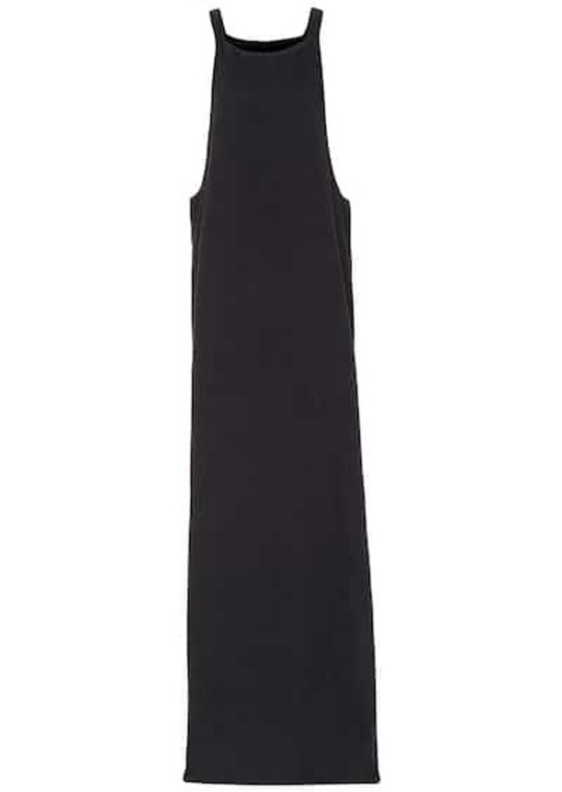 Rick Owens DRKSHDW cotton maxi dress