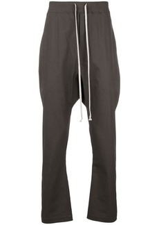 Rick Owens drop-crotch trousers