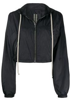 Rick Owens Ecuatl mini windbreaker jacket