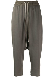 Rick Owens elasticated waist trousers