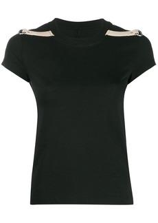 Rick Owens epaulette T-shirt