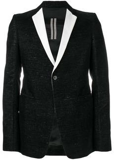Rick Owens Extreme tuxedo jacket