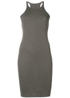 Rick Owens fitted tank mini dress