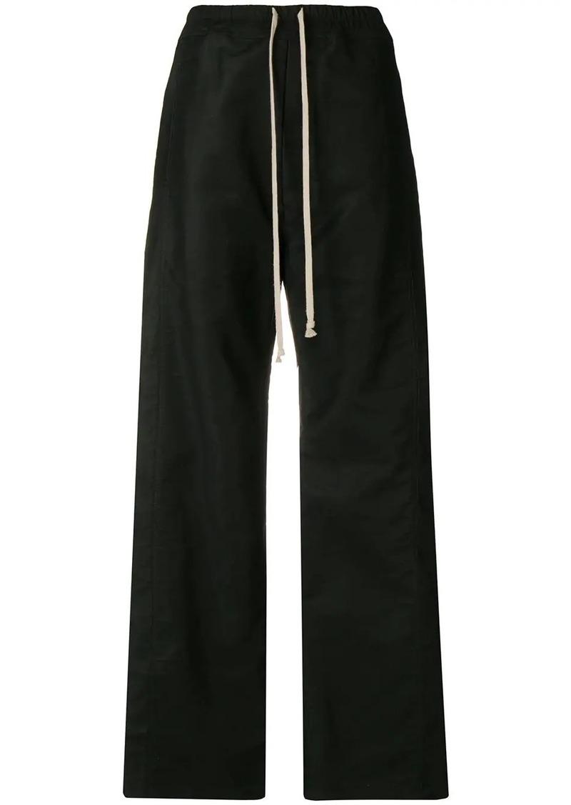 Rick Owens press stud trousers