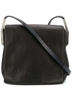 Rick Owens foldover top shoulder bag