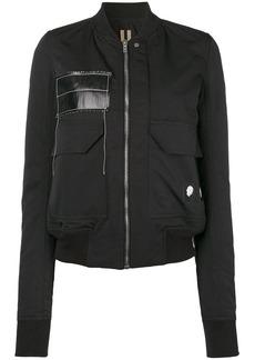 Rick Owens front pocket bomber jacket