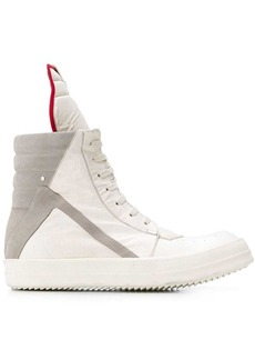 Rick Owens Geobasket high top sneakers