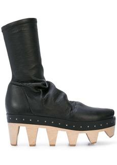 Rick Owens Geta sock shoes