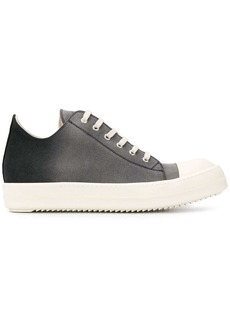 Rick Owens gradient lace-up sneakers
