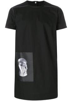 Rick Owens graphic patch T-shirt
