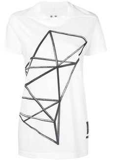 Rick Owens graphic T-shirt