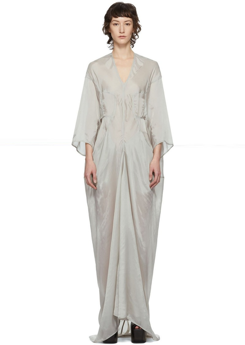Rick Owens Grey Nouveau Larry Gown