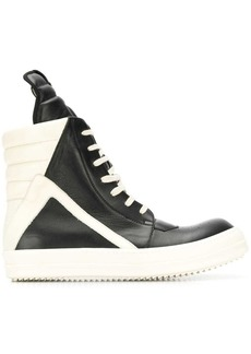 Rick Owens hi-tops sneakers