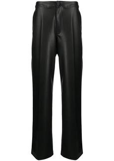 Rick Owens high-rise wide leg trousers
