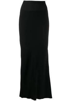 Rick Owens high waist skirt