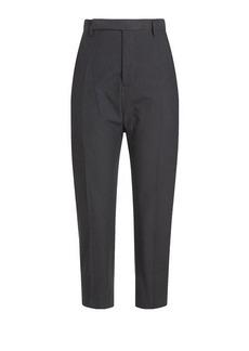 Rick Owens High-Waisted Pants