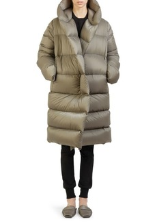 Rick Owens Hooded Down Puffer Coat