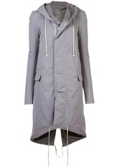 Rick Owens hooded parka