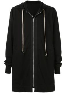 Rick Owens hooded zip jacket