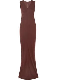 Rick Owens Jersey Maxi Dress