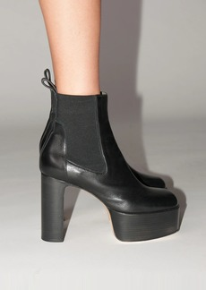 Rick Owens Kiss Leather Boots