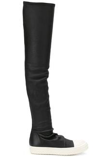 Rick Owens knee boots