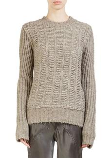 Rick Owens Knit Wool Sweater