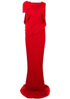 Rick Owens knot gown