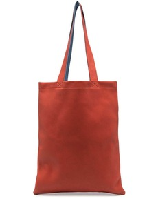 Rick Owens large leather tote bag