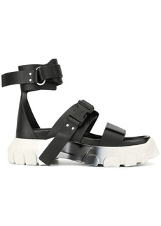 Rick Owens Larry ankle strap sandals