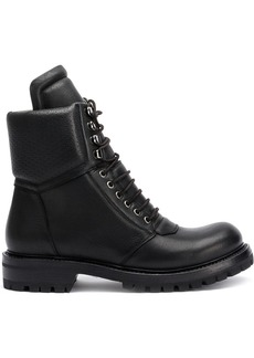 Rick Owens Larry Army ankle boots