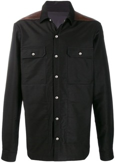 Rick Owens Larry outershirt
