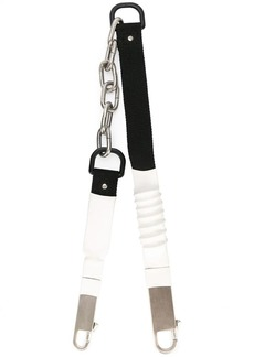 Rick Owens links bag strap