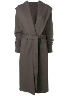 Rick Owens long cardi-coat