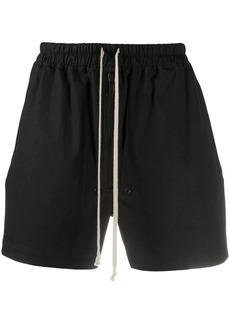 Rick Owens Bella drawstring track shorts