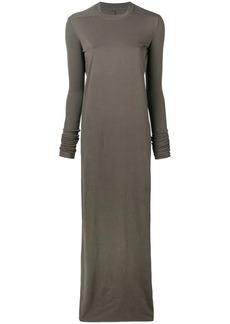 Rick Owens long knitted dress