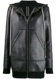 Rick Owens long-line bomber jacket